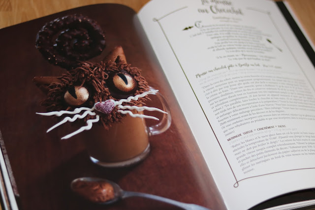 Bestiaire fantastique - Mousse chocolat