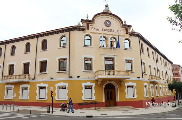 Ayuntamiento de Ejea de los Caballeros, Zaragoza