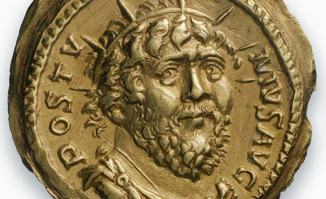 Crisis economica en la antigua Roma