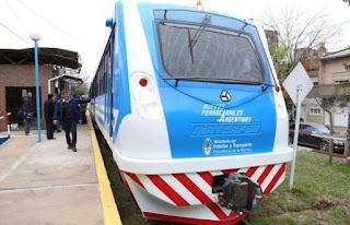 Cuestionamientos a Nación por suspender sin previo aviso trenes metropolitanos en Chaco