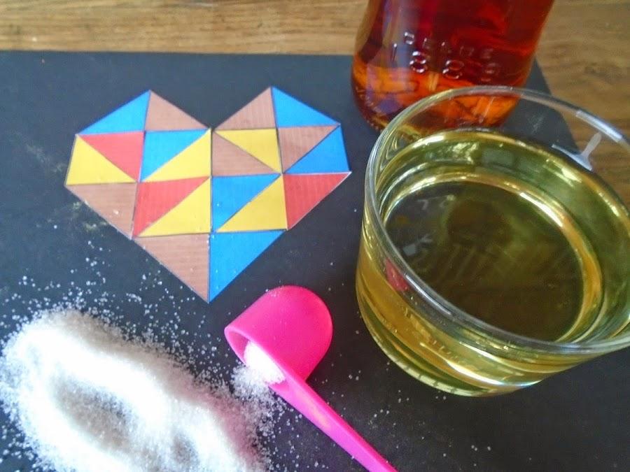 como hacer el almibar jarabe simple o syrup,con ron