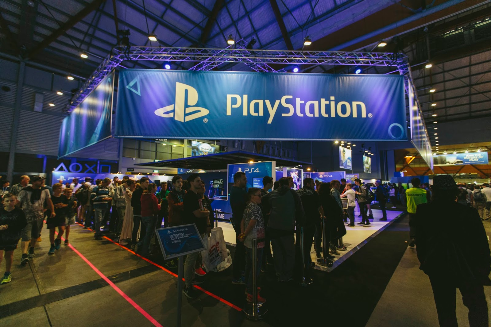 playstation australia invites fans attending pax aus 2016 to step in