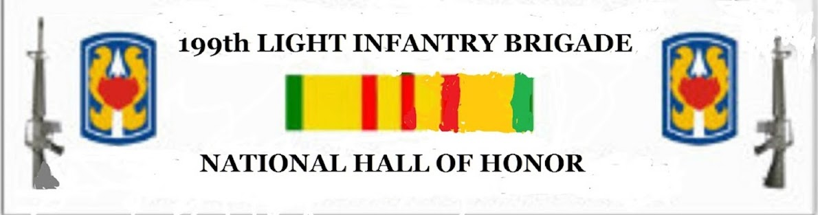 199th LIGHT INFANTRY BRIGADE NATIONAL HALL OF HONOR