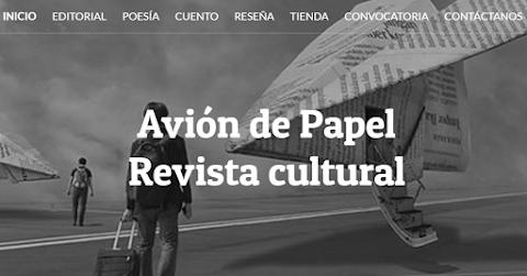 CATÁLOGO Avión de Papel