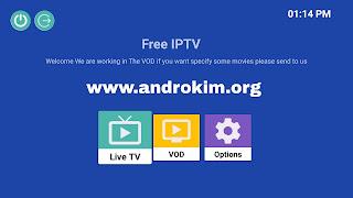 كود تفعيل Fire Free IPTV 2018