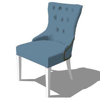Sketchup - Chair-048