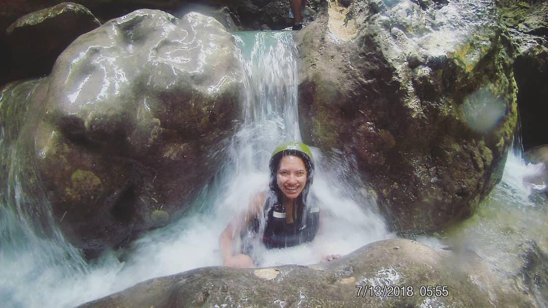 Canyoneering in Cebu Philippines | Ummi Goes Where?
