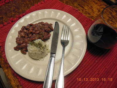 Anasazi beans can be hard to find, when you do, buy them and cook them. They are delicious!