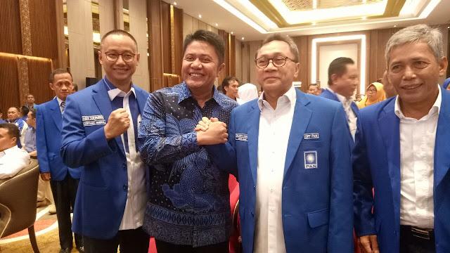 Zulhas Ajak Kader Menangkan Calon Kepala Daerah Yang Diusung PAN