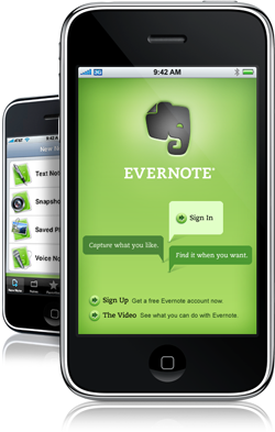 Evernote - Notes Application For Android Phones