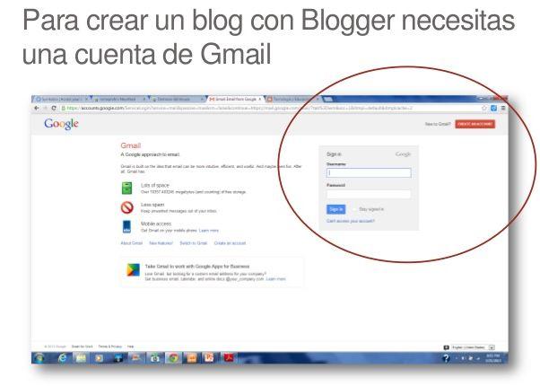 Cómo Hacer Un Blog Educativo 1 Creación De La Cuenta En