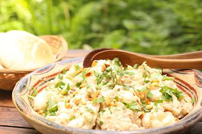 salade pique-nique chou-fleur barbecue