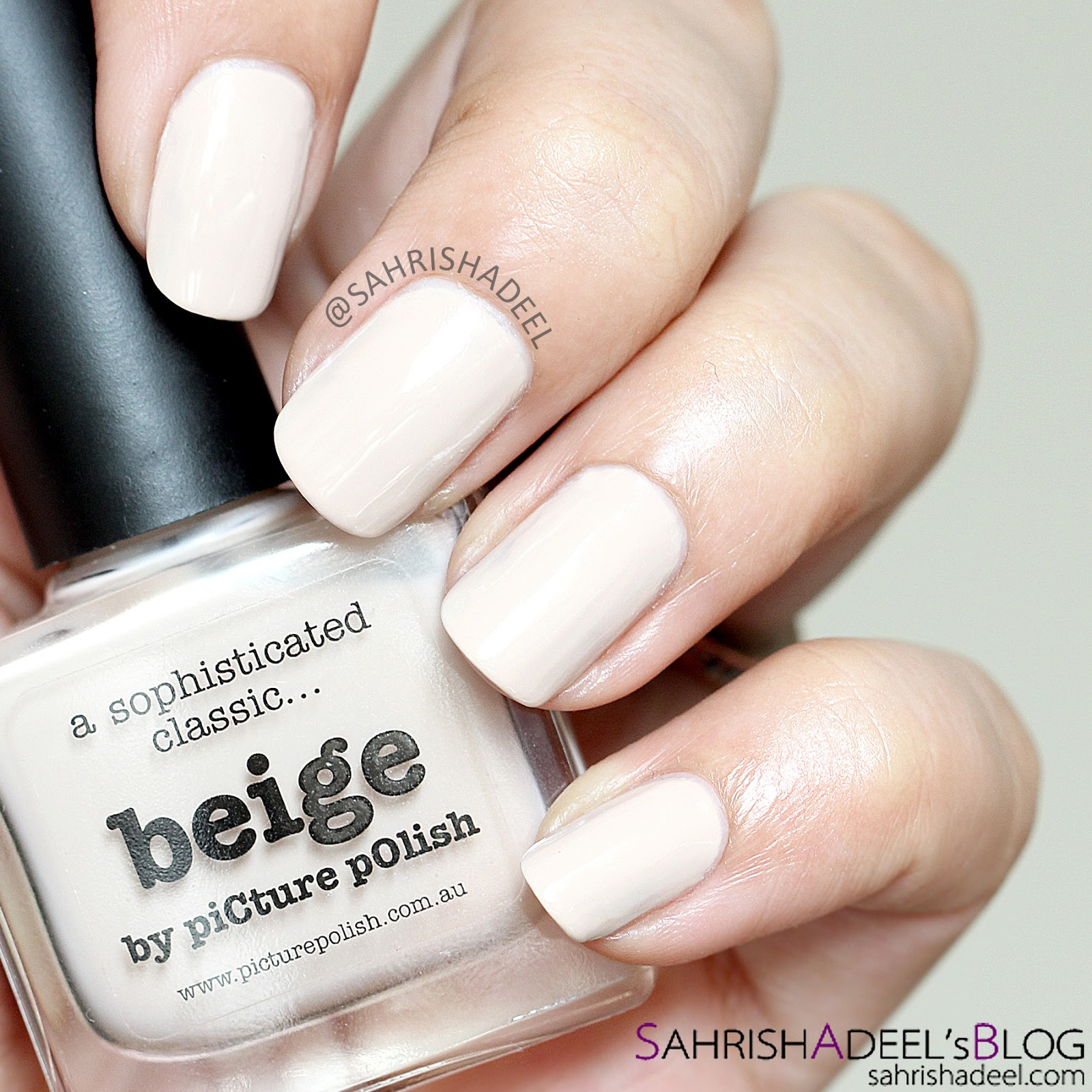 Beige by Picture Polish - Review & Swatch