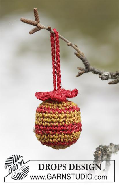 Boules au crochet