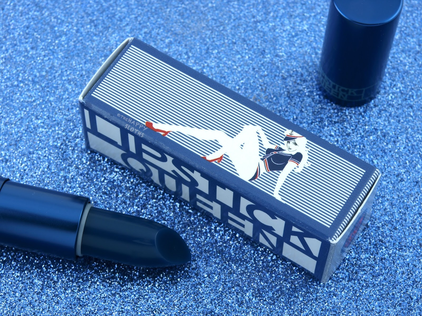 Lipstick Queen Hello Sailor Lipstick: Review and Swatches