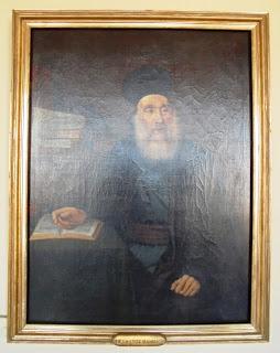 προσωπογραφία του Νεόφυτου Βάμβα έργο του Διονύσιου Τσόκου στο Μουσείο του Πανεπιστημίου Αθηνών