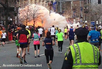 Atentado en Maratón de Boston
