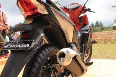 New Honda Supra GTR 150