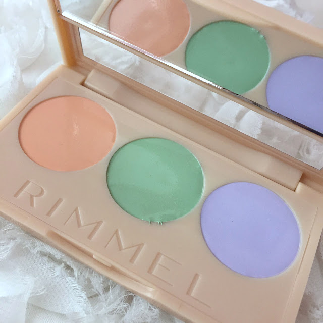 New Rimmel #Insta Makeup Collection Conceal & Correct Palette