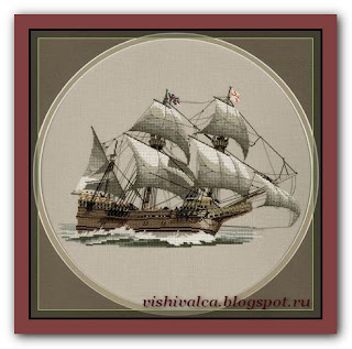 "Heritage Crafts Серия: Ships ""CMF262 Mayflower"""