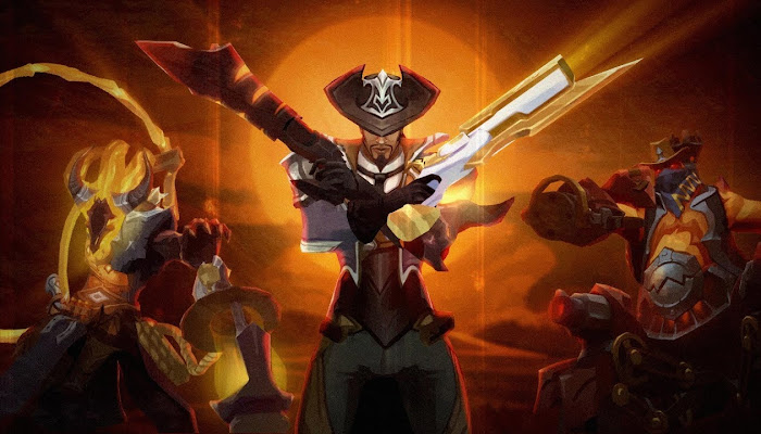 The Devils Among Us: High Noon 2018 Skins Trailer - League of Legends | LoL