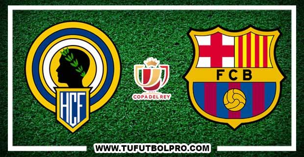 Ver Hercules vs Barcelona EN VIVO Por Internet Hoy 30 de Noviembre 2016