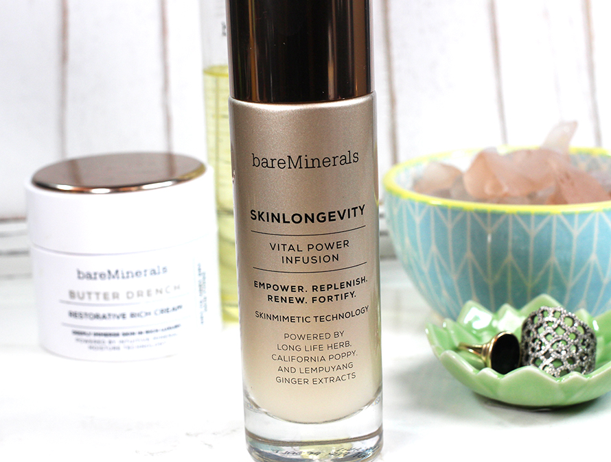 Bareminerals Skinsorials Is Long Life Herb The Way To