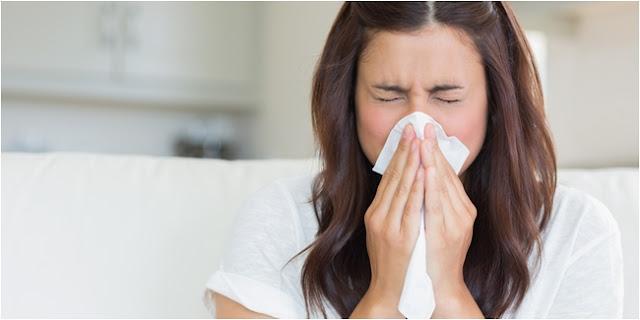 Cara Mengatasi Flu atau Pilek Ampuh Secara Alami