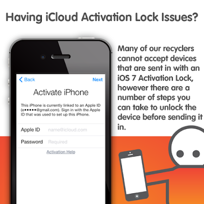 Unlock iCloud Lock Permanently via IMEI Code on iPhone