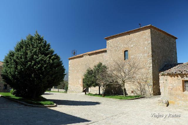 Ermita del Beato San Julián, Medinaceli