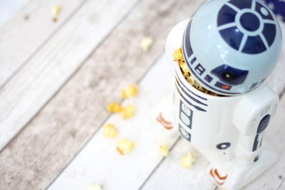 R2D2 für den Kindergeburtstag/ Star Wars