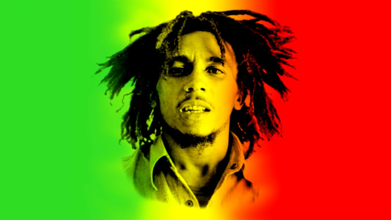 Bob Marley Reggae Music Art Hd Wallpaper | Gold Wallpapers