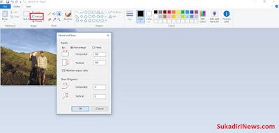 Memperkecil Ukuran File Gambar Kurang dari 100 KB