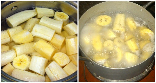 Before You Go To Sleep, Boil Some Bananas And Drink The Juice. You Will Be Surprised WIth The Results!
