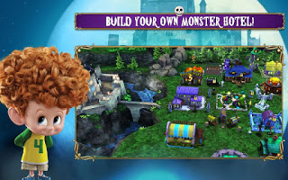 Hotel Transylvania 2 Mod APK+DATA Terbaru (Unlimited Money)