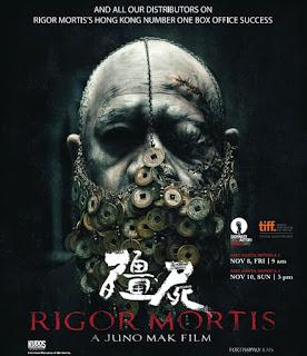 Rigor Mortis 2013 Poster