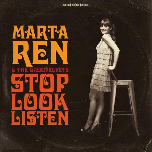 Concert Marta Ren & the Groovelvelts à Parthenay