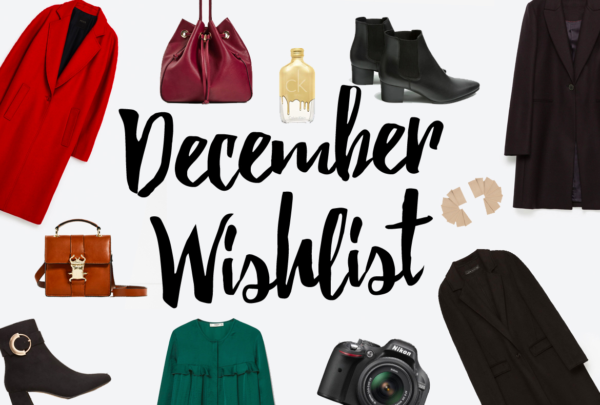 December Wishlist