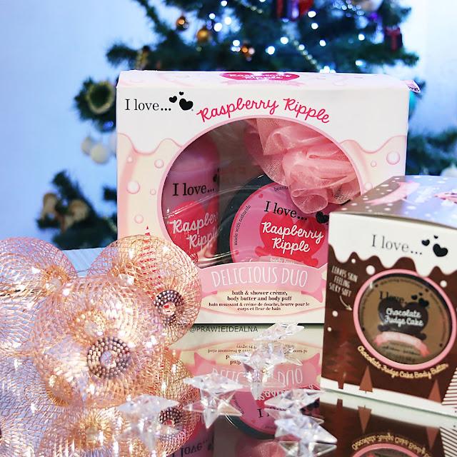 Niedrogie kosmetyczne propozycje na świąteczny prezent - I LOVE COSMETICS