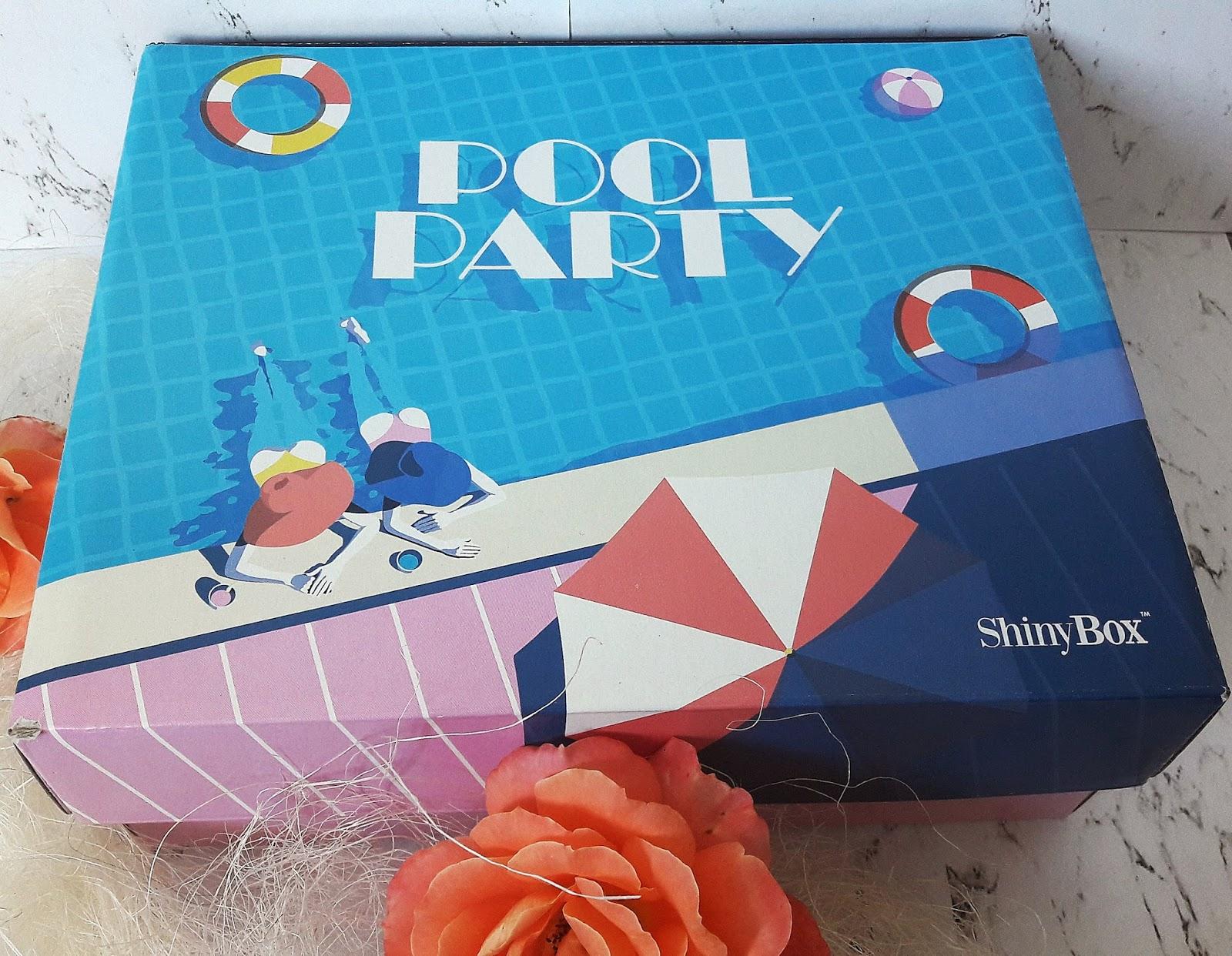 Moje pierwsze pudełko od ShinyBox