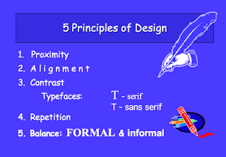 5 principles of design