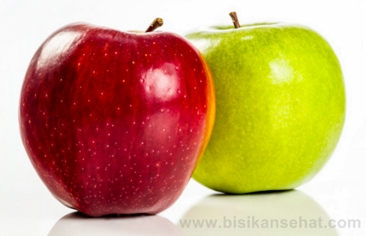 Apfel-Diät - nur Äpfel essen??