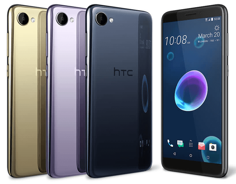 HTC Desire 12 and Desire 12+ now official!