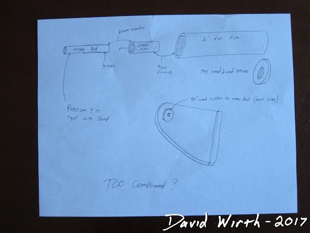 bearings 3d print, spool, filament, plan