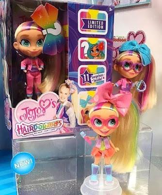 Эксклюзивные куклы Hairdorables Jojo Siwa