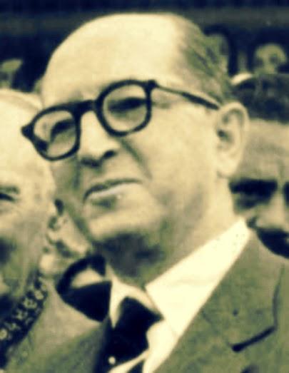 O Ex-Governador gaúcho Ernesto Dornelles