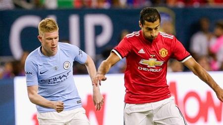 Assistir Manchester United x Manchester City ao vivo grátis em HD 10/12/2017