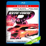 Rápido y furioso: Reto Tokio (2006) BRRip 720p Audio Dual Latino-Ingles