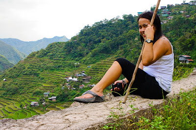 Batad Rice Terraces Trekking