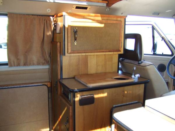 4X4 Van For Sale >> Used RVs 1984 VW Vanagon Camper For Sale by Owner